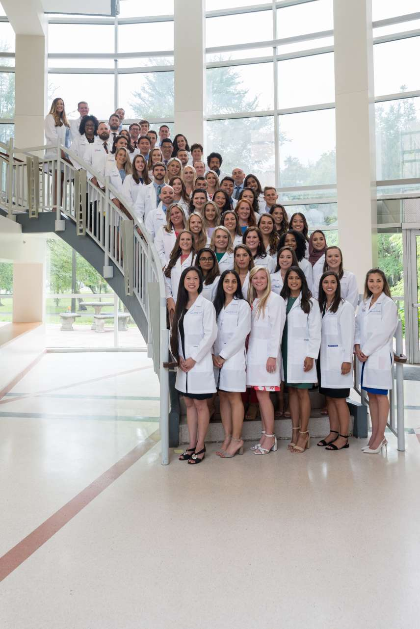 Uf Graduation Dates Fall 2020.Class Of 2020 White Coat Ceremony School Of Physician